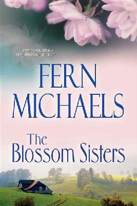 Book cover of The blossom sisters