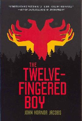 Cover: The Twelve-Fingered Boy