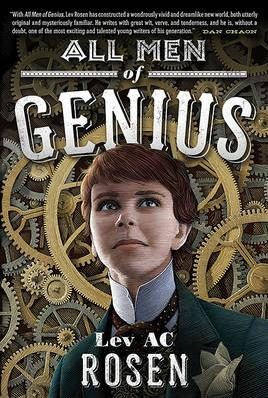 All Men of Genius book cover