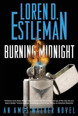 Cover: Burning Midnight