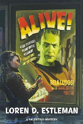 Cover: Alive!