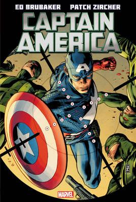 Cover of Captain America volume 3