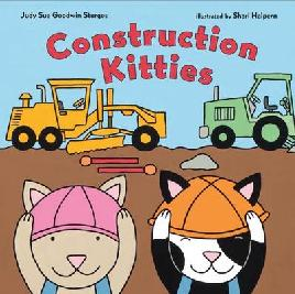 Cover of Construction kitties
