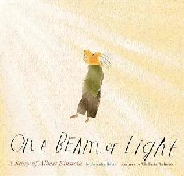 Cover of On a beam of light