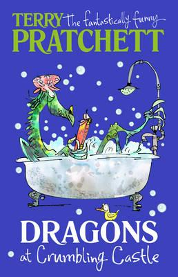 Cover of Dragons at Crumnling Castle