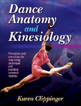 Cover: Dance Anatomy and Kinesiology