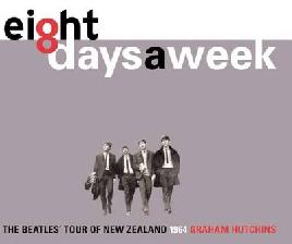 Cover of Eight days a week