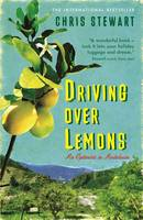 Cover of Driving over Lemons