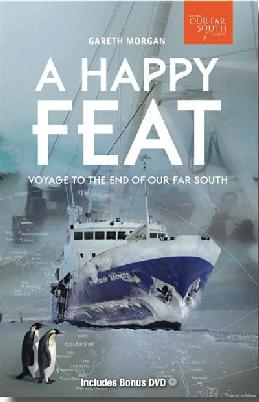 Cover: A Happy Feat