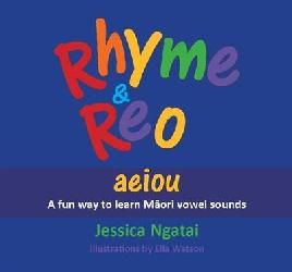 Cover of Rhyme & reo