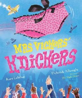 Cover of Mrs Vickers' knickers