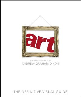 """Cover image of """"Art: A definitive visual guide"""""""