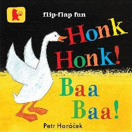 Cover of Honk Honk Baa Baa