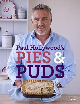 cover of Paul Hollywood's pies & puds