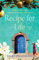 """Cover image of """"Recipe for life"""""""