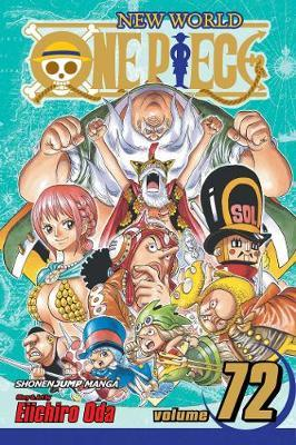 Cover of One Piece