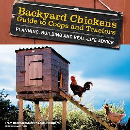 Cover of Backyard Chickens