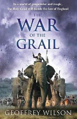 Cover of The war of the grail
