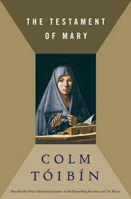 Cover of The testament of Mary