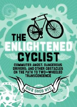 Cover of The enlightened cyclist