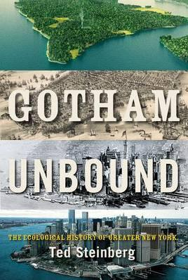 Book cover of Gothan unbound