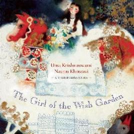 Cover of The Girl of the wish garden