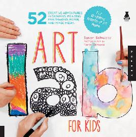 Cover:  Art Lab for Kids