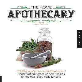 cover for The home apothecary