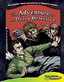 The Adventure of the Dying Detective book cover