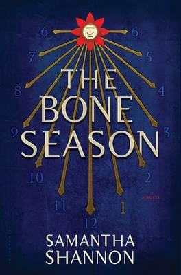 Cover of The Bone Season by Samantha Shannon