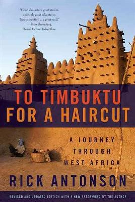 Cover of To Timbuktu for a Haircut