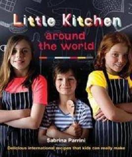 Cover: Little Kitchen Around the World