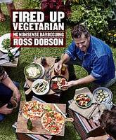 Cover of Fired Up Vegetarian