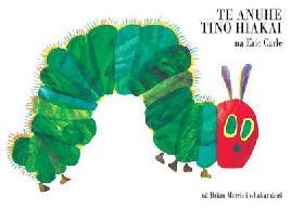 Cover of Te anuhe tino hiakai