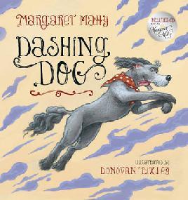 cover of Dashing Dog