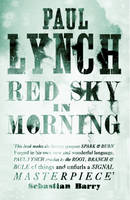 cover of Red sky in morning