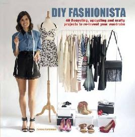Cover of DIY Fashionista