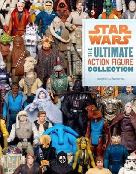 Cover of Star Wars the ultimate action figure collection