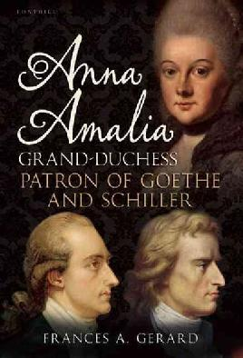Cover: Anna Amalia, Grand Duchess