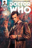 Cover of Doctor Who The Eleventh Doctor. Vol. 1, After Life