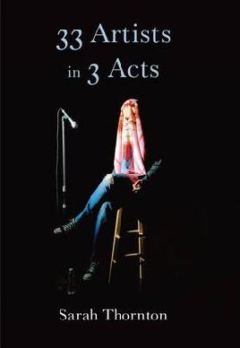 Cover of 33 Artists in Three Acts