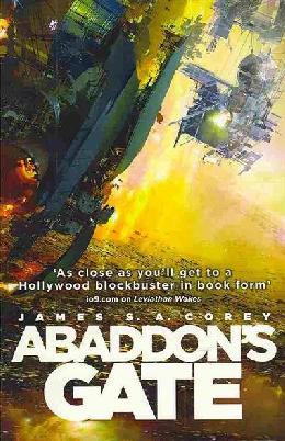 Cover of Abadon's Gate by James S. A. Corey