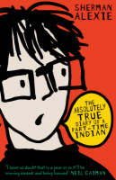 Cover of The Absolutely True Diary of a Part-Time Indian