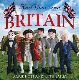 cover of Knit Your Own Britain