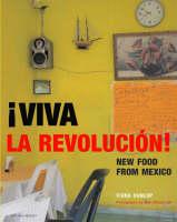 """Cover image for """"Viva la Revolucion"""" cooking book."""