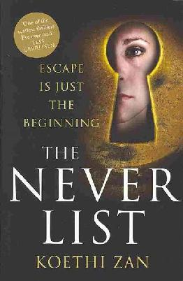 Cover of The Never List