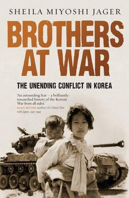 cover of Brothers at war
