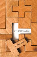 Cover of Dept. of Speculation