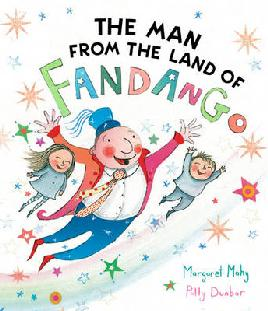 Cover of The Man from the Land of Fandango