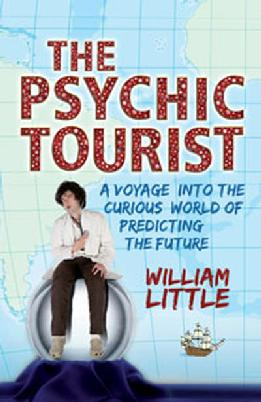 """Cover image of """"The Psychic Tourist"""""""
